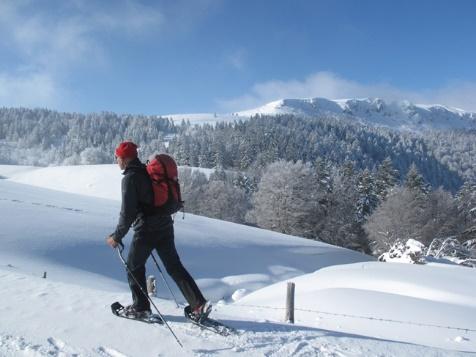 Tour des Volcans d'Auvergne