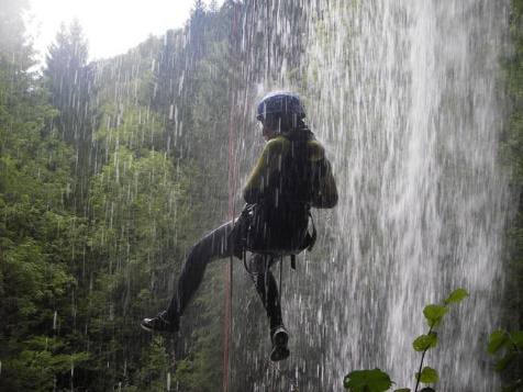 Week-end Canyoning Découverte Jura