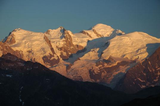 Sentiers sportifs au Pays du Mont-Blanc