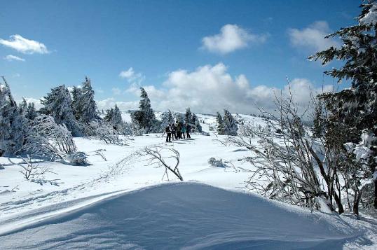 Au Pays du Lac Blanc