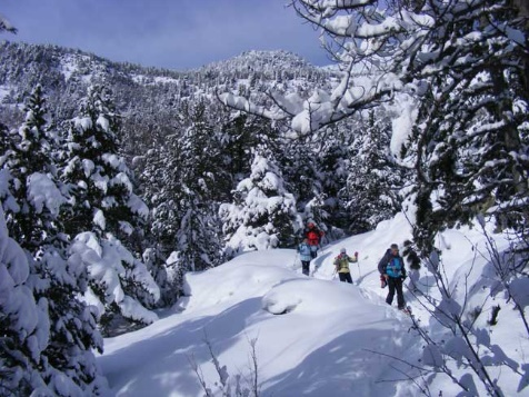 Raquettes & Balnéo à Andorre