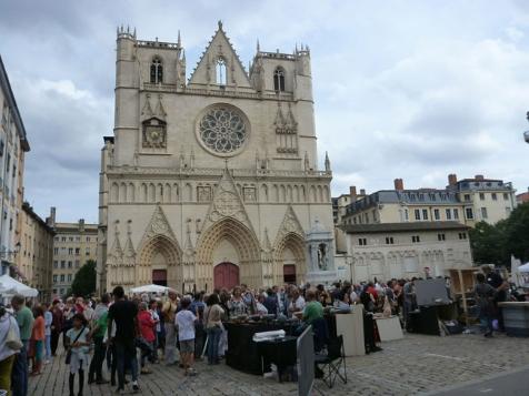 Chemins de Compostelle : Lyon - St Romain Le Puy