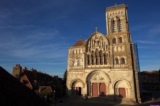 Chemins de Compostelle : Vezelay - Autun