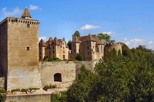 Chemins de Compostelle : Autun - Cluny
