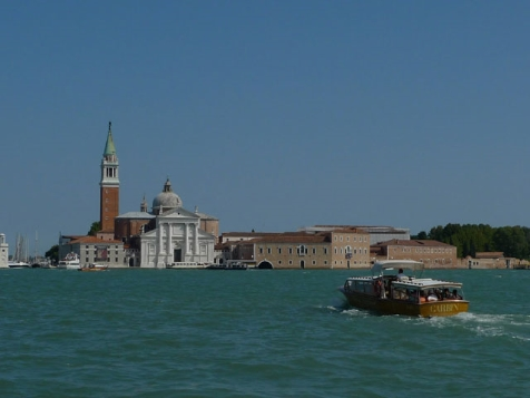 Réveillon 2019 à Venise