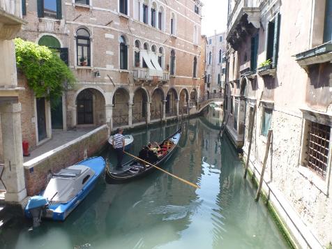 Réveillon 2020 à Venise