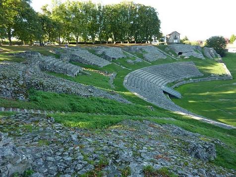Chemins de Compostelle : Vezelay - Cluny