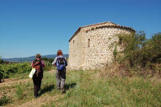 Chemins de Compostelle : Montbrison - Le Puy en Velay