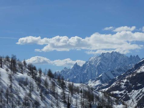 Ski de Rando en Val d'Aoste