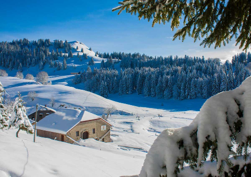 Week-end Insolite dans le Jura