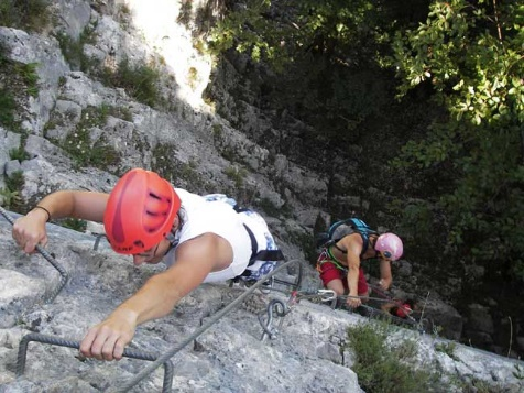 Week-end Canyoning & Via Ferrata Jura