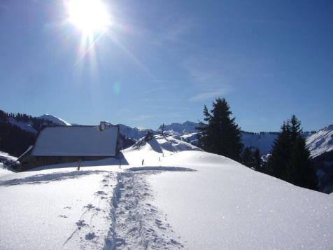 WE Réveillon 2020 Chablais - Val d'Abondance