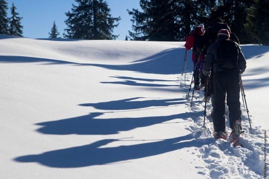 WE Réveillon 2019 sur les Crêtes du Jura