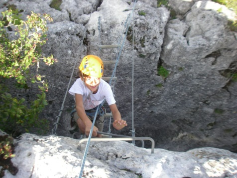 Week-end Canyoning & Via Corda Vercors