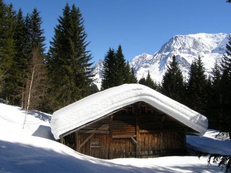 Raquettes & Balnéo au Pays du Mont Blanc