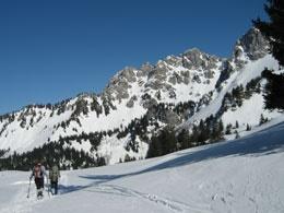 Tour de Chartreuse en gites - hiver