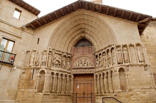 Chemins de Compostelle : Oviedo - Santiago