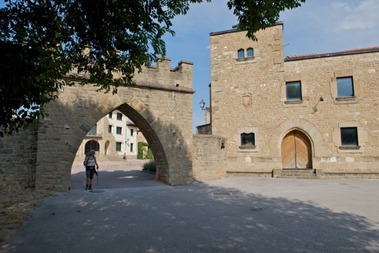Chemins de Compostelle : Logrono - Burgos