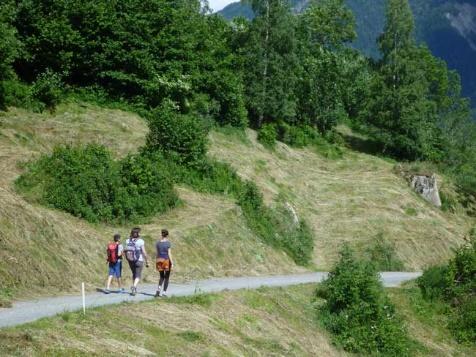 Rando & Balnéo à Aletsch en liberté