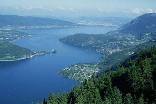 Les Sommets du Lac d'Annecy en Liberté - 6j