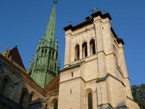 Chemins de Compostelle : Genève - St Genix sur G