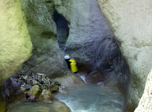 Week-end Canyoning Vercors - Sportif