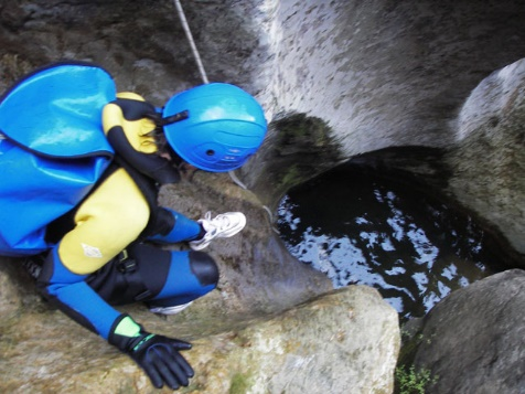Canyoning à Majorque