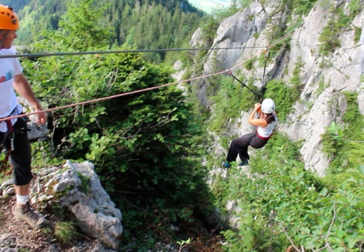 Week-end Canyoning & Via Ferrata Annecy Hôtel