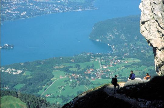 Les Sommets du Lac d'Annecy