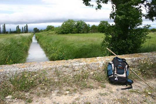 Chemins de Compostelle : Toulouse - Auch